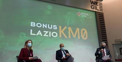 Bando bonus Lazio km0